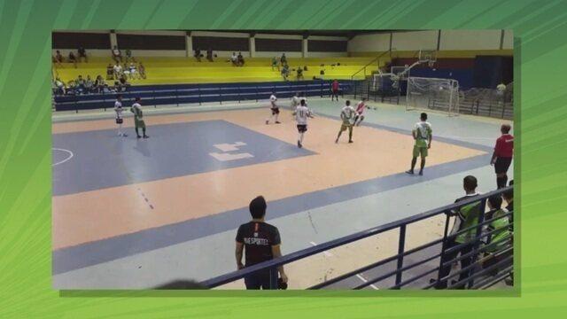Constelação tropeça e Vivaz vence na 3ª rodada do Roraimense de Futsal
