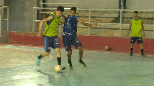 Jogadores e treinador do Vivaz-RR já falam em título na Taça Brasil Sub-17