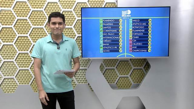 Veja a íntegra do Globo Esporte desta sexta, 18/10/2019