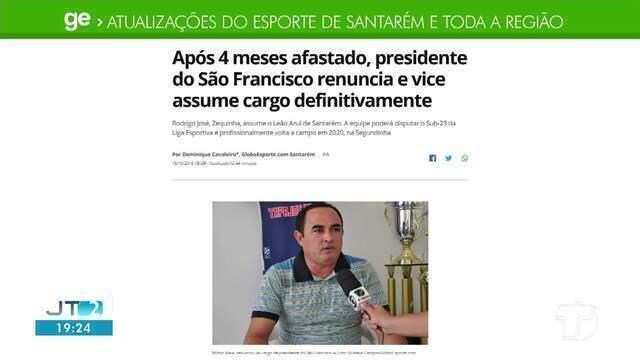 Confira os destaques do GE Santarém e região