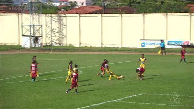 Semifinais do Interdistrital - Futebol Feminino