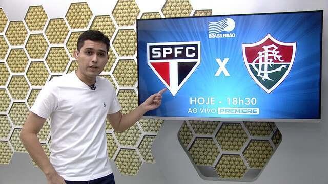Veja a íntegra do Globo Esporte desta quinta-feira, 07/11/2019