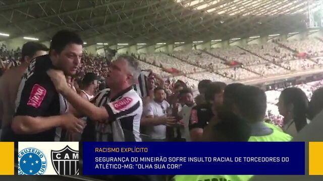 Redação comenta caso de racismo no Mineirão