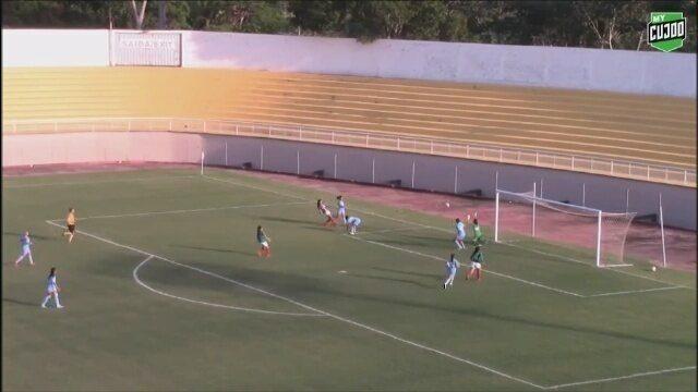 Veja os gols de Atlético-AC 2 x 2 Assermurb, pela 1ª rodada do Campeonato Acreano Feminino