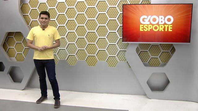Veja a íntegra do Globo Esporte desta segunda, 11/11/2019