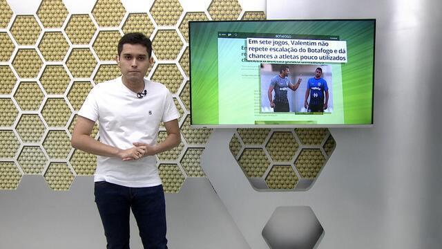 Veja a íntegra do Globo Esporte desta quarta, 13/11/2019