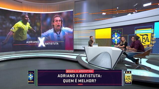 Quem é melhor? Analistas debatem duelos envolvendo jogadores históricos do Brasil e da Argentina