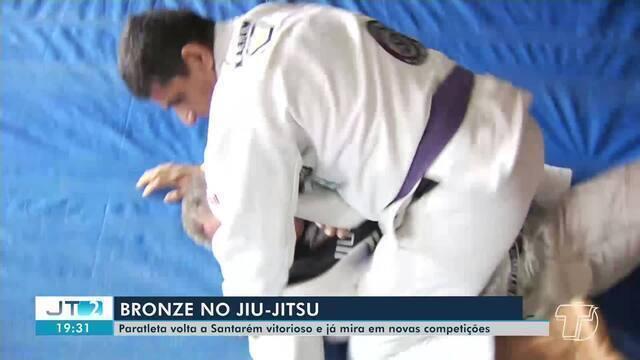 Atletas de Santarém participam de competição de Jiu-Jitsu