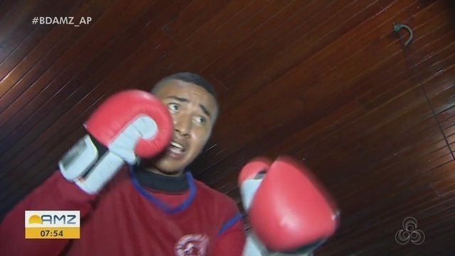 Cinco atletas de projetos sociais do AP disputam o Campeonato Brasileiro de Boxe Amador