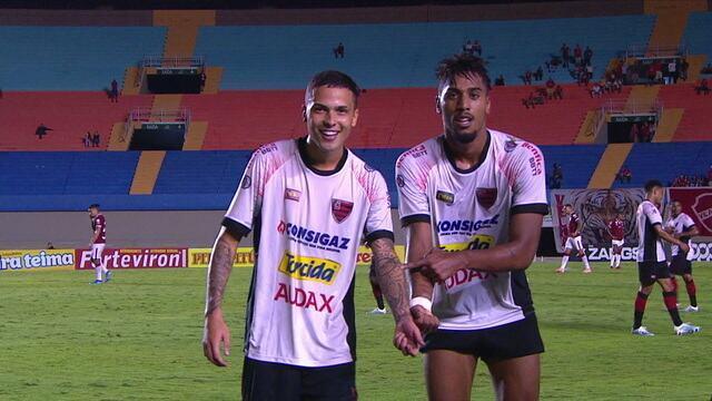 Os gols de Vila Nova 1 x 1 Oeste pela 37ª rodada da série B do Brasileirão