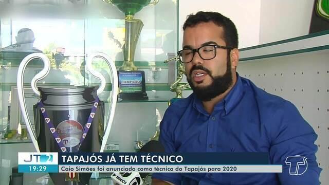 Clube de Santarém 'Tapajós' tem novo técnico