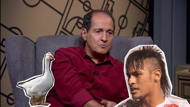Muricy fala o que ele acha sobre o atual Neymar