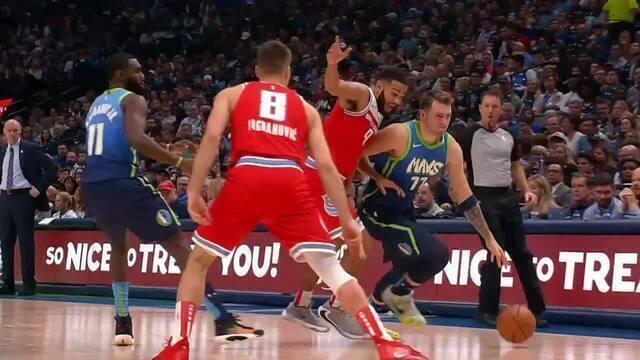 Melhores momentos: Sacramento Kings 110 x 106 Dallas Mavericks pela NBA
