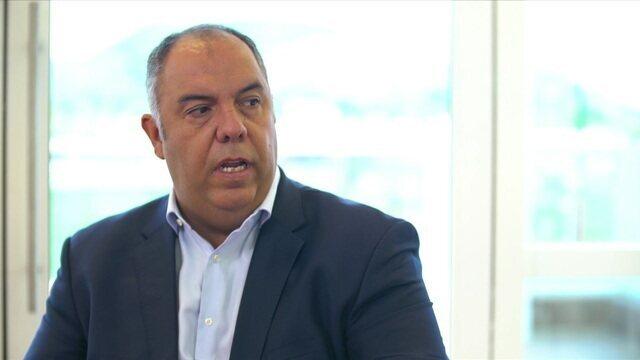 Marcos Braz fala sobre evolução do Flamengo em 2019 e projeções do clube para 2020