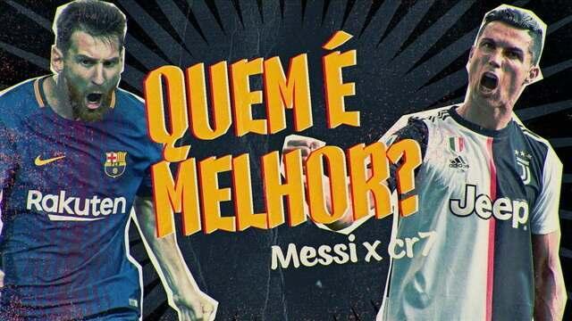 Quem é o melhor Messi ou Cristiano Ronaldo? Um exercício opinativo inócuo sobre essa dualidade