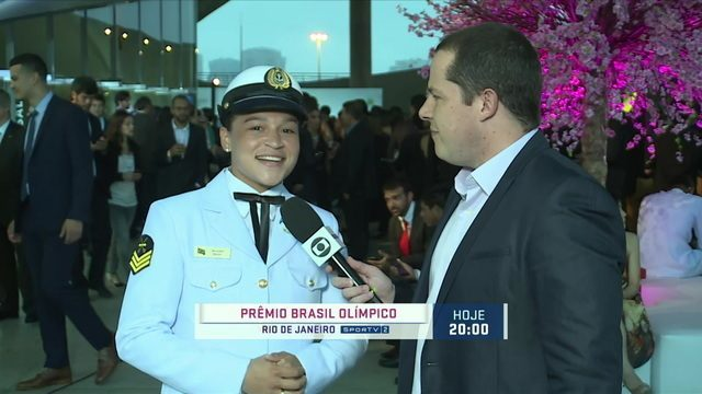 """No Prêmio Brasil Olímpico, Bia Ferreira celebra ano incrível e se empolga para 2020: """"Animada"""""""