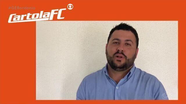 Cartoleiro Bruno Henrique é o mito da liga GE Rondônia em 2019