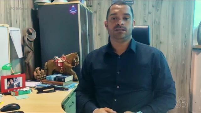 Superintendente da SEJUCEL confirma reforma do estádio de Guajará-Mirim