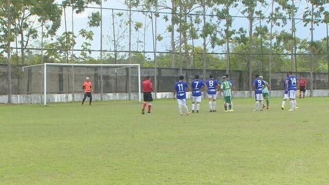 Mangueirão vence o Cruzeiro pelo Campeonato Não-Profissional