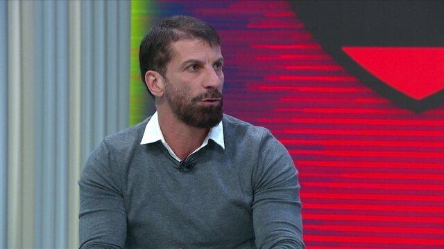 Pedrinho avalia a mudança no perfil do futebol da Península Arábica