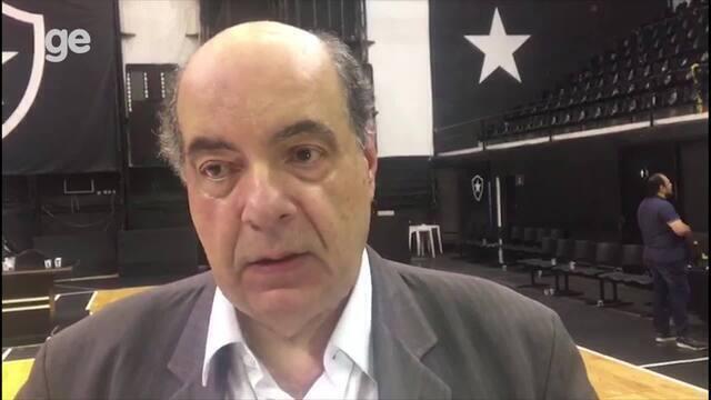 Dirigentes do Botafogo explicam por que escolheram Valdir Espinosa