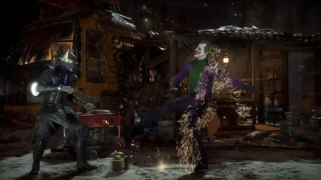 Assista ao trailer do Coringa no Mortal Kombat 11