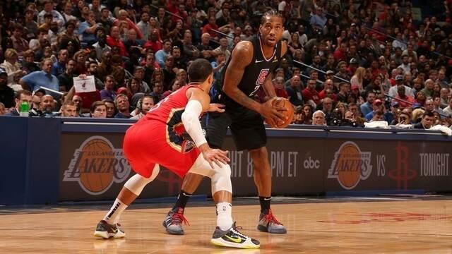 Melhores momentos de Los Angeles Clippers 133 x 130 New Orleans Pelicans pela NBA
