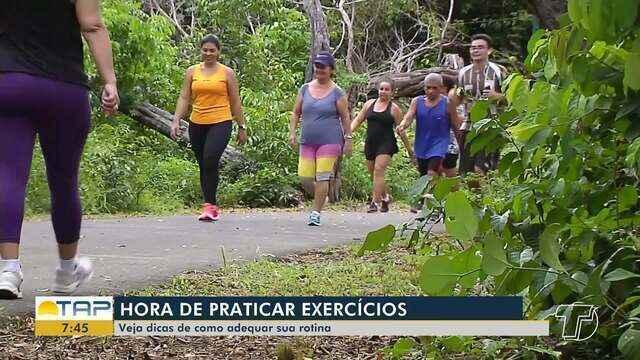 Veja dicas de como adequar rotina com prática de atividades físicas