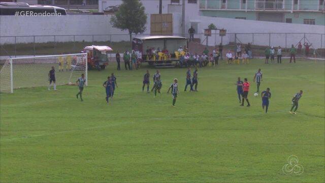 União Cacoalense faz jogo amistoso contra o Rondoniense e conta com a presença de ZiDanilo