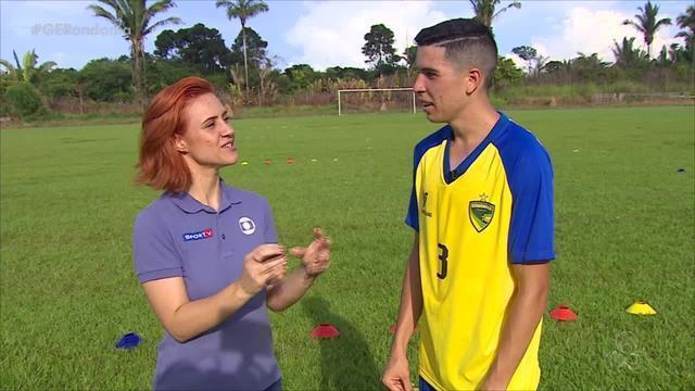Jogadores Venezuelanos encontram em Rondônia uma nova oportunidade