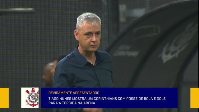 Redação analisa a goleada e o novo Corinthians de Tiago Nunes