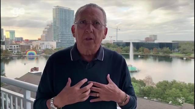 Galvão relembra parceria e aprendizados com Sérgio Noronha