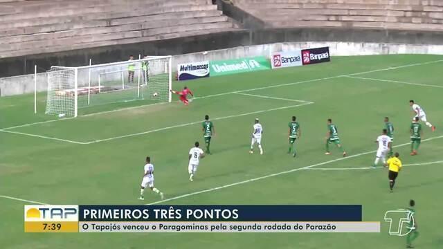 Veja como foi o duelo entre Tapajós e Paragominas