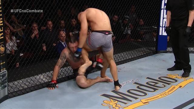 Melhores Momentos de Brok Weaver x Rodrigo Vargas pelo UFC Rio Rancho em 15/02/2020