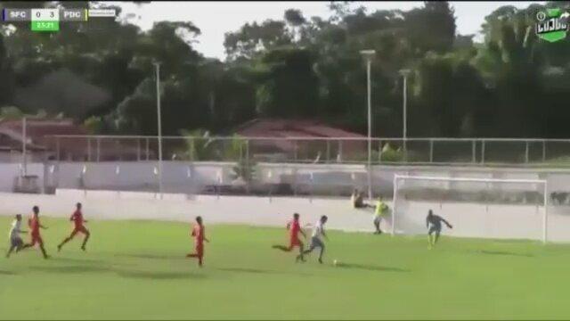 Gols de São Francisco 1 x 4 Plácido de Castro, pela 3ª rodada do grupo A do Acreano