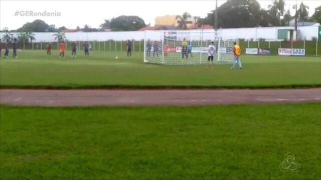 Veja como foi a partida entre Guaporé e Barcelona