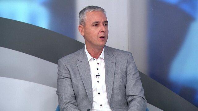 Tiago Nunes fala da eliminação do Corinthians na Libertadores