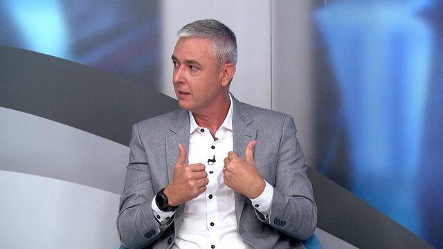 Tiago Nunes diz que enfrentar o Flamengo é muito difícil