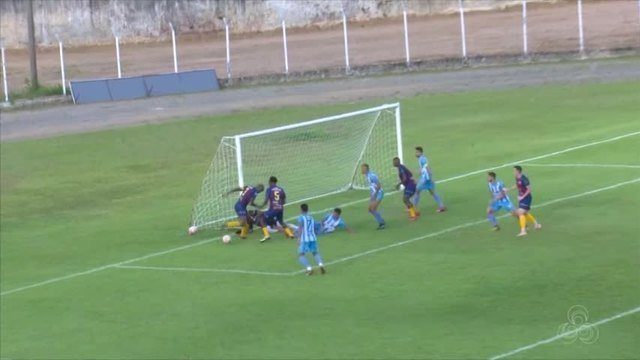 Matheus, do Barcelona-RO assume a ponta da artilharia do Rondoniense com 3 gols
