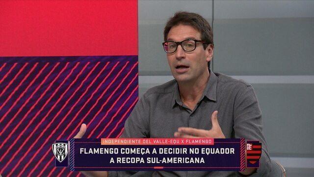 Arnaldo Ribeiro fala que é mais fácil encaixar Neymar e Casemiro no Flamengo