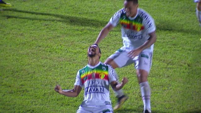 Melhores momentos: Brusque 5 x 1 Remo pela Copa do Brasil