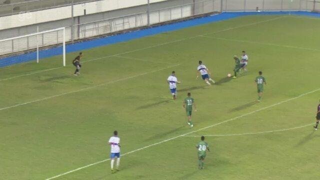 Veja os gols de Andirá 1 x 2 Atlético-AC, pela 3ª rodada do grupo A do Acreano