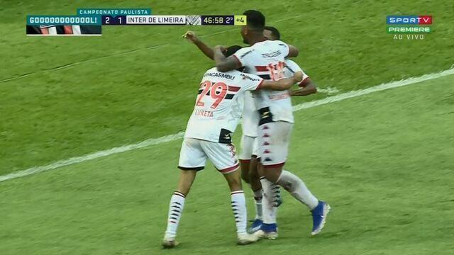 Os melhores momentos de Botafogo-SP 2 x 1 Inter de Limeira , pela 7ª rodada do Paulistão