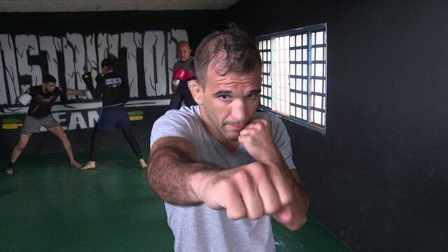 Lutadores brasileiros voltam às origens no UFC Brasília