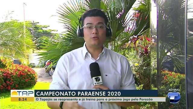 Em meio a indefinição do Parazão, Tapajós se reapresenta em Santarém