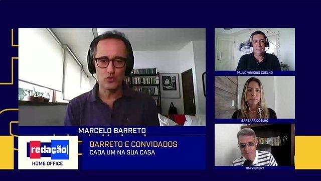 Redação SporTV na Integra 03-04-20