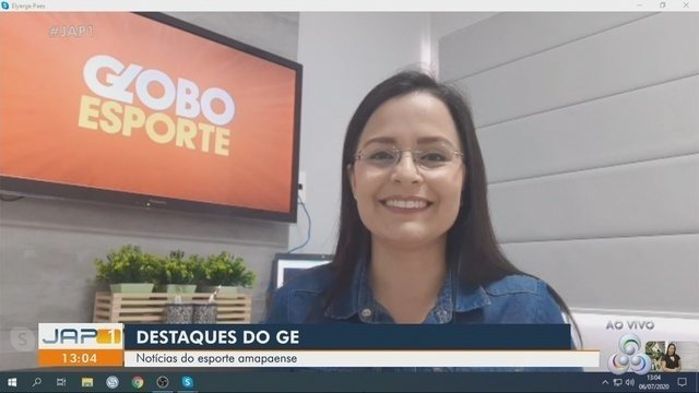Confira na íntegra o Globo Esporte Amapá desta segunda-feira (6)