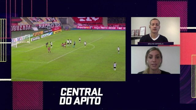 Central do Apito discute lances polêmicos nas rodadas do Brasileiro e da Eurocopa