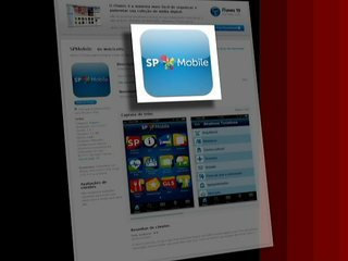 City of Sao Paulo releases app for smartphones and tablets on Monday, 12 December 2011