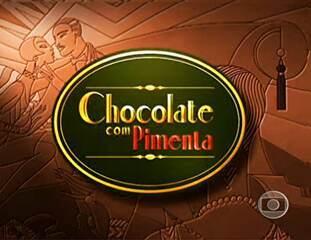 cd novela chocolate com pimenta internacional